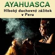 Ayahuasca pobyt v Peru